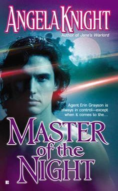 Master of the Night (Mageverse, #1)