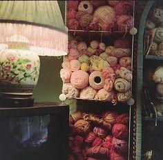 Yummy Yarn Stash Photos |