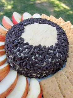 Something called a cheeseball?! We're there. ~ Buckeye Cheeseball  - The Spiffy Cookie