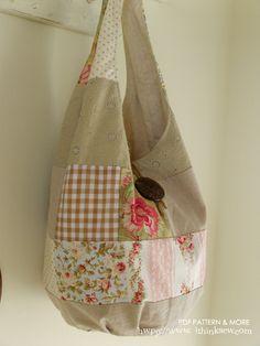 I think sew: 174 Madeline Bag