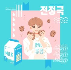 """Sweets of the Soul 🥰🍬 Arte Copic, Posca Art, Dibujos Cute, Bts Drawings, Bts Chibi, Bts Fans, Kpop Fanart, Bts Members, Bts Jungkook"