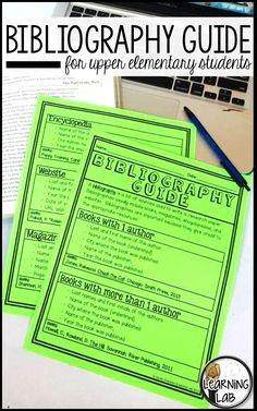 bibliography writer