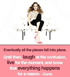 Laugh, live, & know it all happens for a reason...
