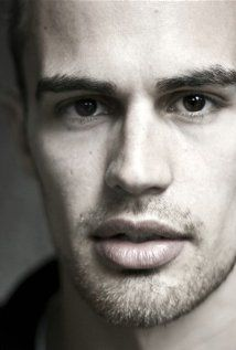 Theo James - Four from Divergent - oh my!!