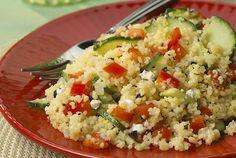 Crunchy Couscous Salad - Kidney-Friendly Recipes - DaVita