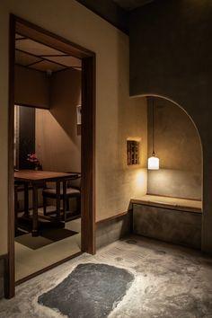 Japanese Bar, Japanese House, Japan Design, Washitsu, Japan Interior, Interior And Exterior, Interior Design, Style Japonais, Japanese Architecture