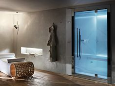 Turkish bath with Chromotherapy with Shower SWEET SPA - STARPOOL