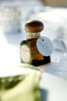 Why Not Keep To The Mexican Theme And Give Mini Tequila Bottles As Wedding Favors Like