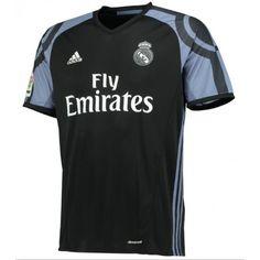 Real Madrid 16/17 third soccer jersey-fans version