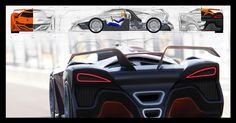 Il concept car GTL basato su meccanica Lamborghini è un esercizio di stile provocatorio dove Antonio Sassi reinterpreta il design formale delle automobili