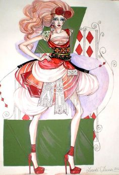Traditional costume is a fashion sketch inspired by Romanian traditional costume. #traditionalcostume #fashionsketch #fashionillustration