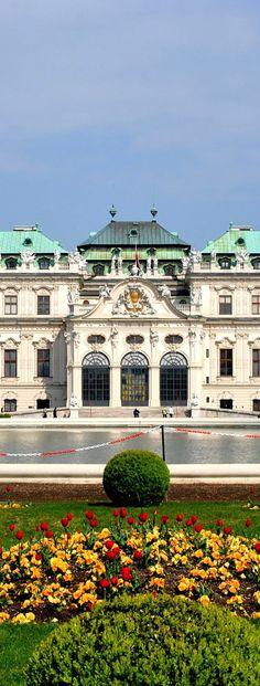 Belvedere Palace - Vienna | Austria