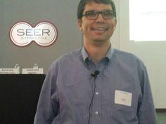Tim Wilson https://twitter.com/tgwilson   At Seer Interactive #searchchurch #measure