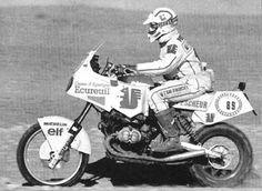 Dakar 1987 BMW