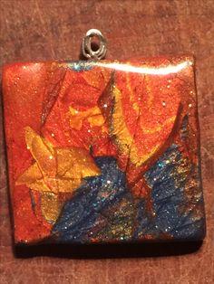 Clay Art, Coin Purse, Pendants, Purses, Wallet, Handmade, Handbags, Hand Made, Hang Tags