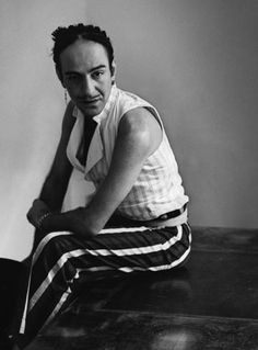 John Galliano photographed by Tony Amos