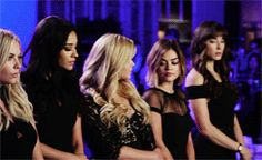 New Pretty Little Liars opening title sequence BTS