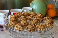 Protein Powder and GF oat Power Cookies