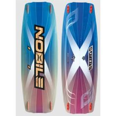Nobile XTR Light Wind Kite Board 2013
