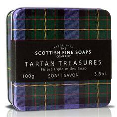 Scottish Fine Soaps, seaweed fragrance