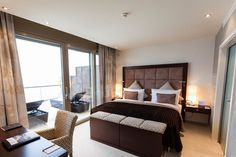 Suite Prestige Dream Hotel, Above The Clouds, Rooms, Bed, Furniture, Home Decor, Bedroom, Bedrooms, Decoration Home