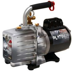 Take a look at the features for Jb Industries Refrigerant Evacuation Pump. Hvac Tools, Air Tools, Refrigeration And Air Conditioning, Vacuum Pump, Noise Reduction, Tools And Equipment, Vacuums, Home Improvement, Industrial