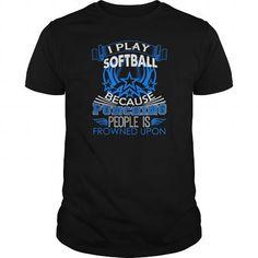 Play Softball Shirt