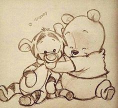 ♡♡♡♡Winnie & Tigger♡♡♡♡
