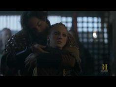 Vikings (4x17) Björn Stops Ivar And Ubbe From Killing Lagertha [Season 4B Official Scene]  [HD]
