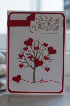 Valentinskarte - Patricia Stich 2016