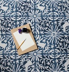 Otomi tile from Grow House Grow. Hand crafted with natural materials, cement tiles are suitable on the floor, on the wall, indoors and out. Tiles are completely recyclable. Fabric Wallpaper, Of Wallpaper, Upstairs Bathrooms, Downstairs Bathroom, Commercial Design, Guest Bath, Tile Design, A Boutique, At Least