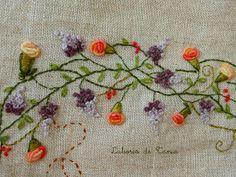Me encanta coser y sobre todo compartir lo que hago con otras personas que, aunque vivan en lugares muy distantes, tengan esta pasión.