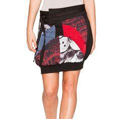 (33) Fab.com | Furius Skirt Black