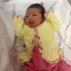Isabella fazendo gracinha na maternidade... by luiza125queiros http://ift.tt/25gQcpr