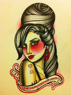 1000+ images about Amy Winehouse Tattoo inspirations on ...  1000+ images ab...