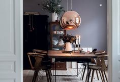 Low, Medium, High: 10 Beautiful, Modern Copper Chandeliers — Annual Guide