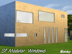 This modular window set in made specially for SF magazine issue 29. It contains several mudular windows and normal 1x1 tile windows. Make sure that your game is fully patched and up to date for...