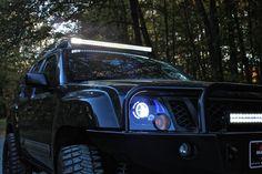 Pro4x's 2011 Night Armor Xterra - Second Generation Nissan Xterra Forums (2005+)