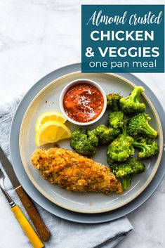 Best Low Carb Recipes, Healthy Recipes, Keto Recipes, Easy Recipes, Healthy Food, Healthy Eating, Almond Crusted Chicken, Entree Recipes, Dinner Recipes