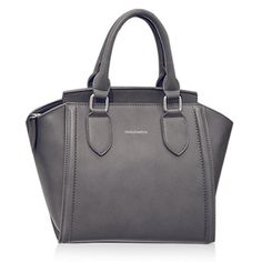 Office Style PU Leather and Zipper Design Women's Tote Bag