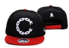 Crooks and Castles Snapback Hat 03