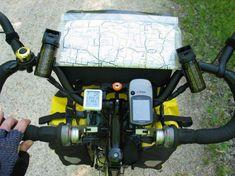 The Art of Bicycle Touring: Handlebars: Drops vs trekking, stems, mirrors and handlebar bags Touring Bicycles, Touring Bike, Mtb, Gadgets, Cargo Bike, Fat Bike, Bicycle Accessories, Bike Design, Cycling Bikes