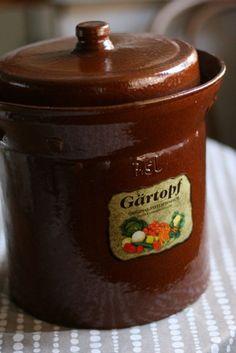 Gartopf Fermenting Crock