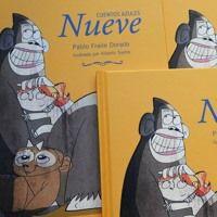 Entrevista sobre el álbum infantil ilustrado 'Nueve cuentos azules' en el programa de radio 'Los Ases', de La Corredoria Suena(Oviedo, 31/1/2018). de Pablo Fraile Dorado en SoundCloud