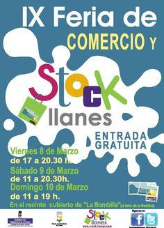 #Feria del stock en Llanes. IX edición.  alegrándonos¡¡¡
