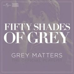 Listen to our playlist with music for all your shades of grey . inspired by the original motion picture Fifty Shades Freed, in theaters now. Fifty Shades Series, Shades Of Grey Movie, Fifty Shades Darker, Ellie Goulding Songs, 50 Shades Trilogy, Pure Romance Consultant, In Theaters Now, Mr Grey, Gray Matters