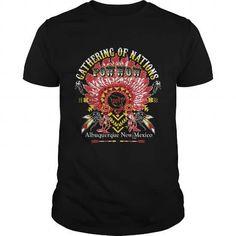 Gathering Of Nations Powwow 2017 albuquerque new mexico T-Shirts   Hoodies 8da672a588ea
