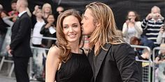 Brad Pitt surprises Angelina Jolie with a romantic dinner for two for her birthday in Paris!