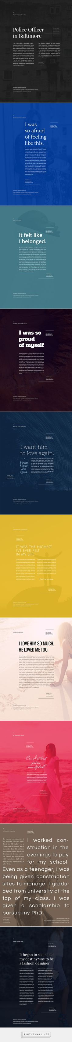 Typography: Google Fonts Combinations on Behance - created via…