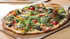 Flammkuchen gehören zum Herbst. Drei vegetarische Rezepte, mit denen du leicht vegetarische oder vegane Vollkorn-Flammkuchen zubereiten kannst.